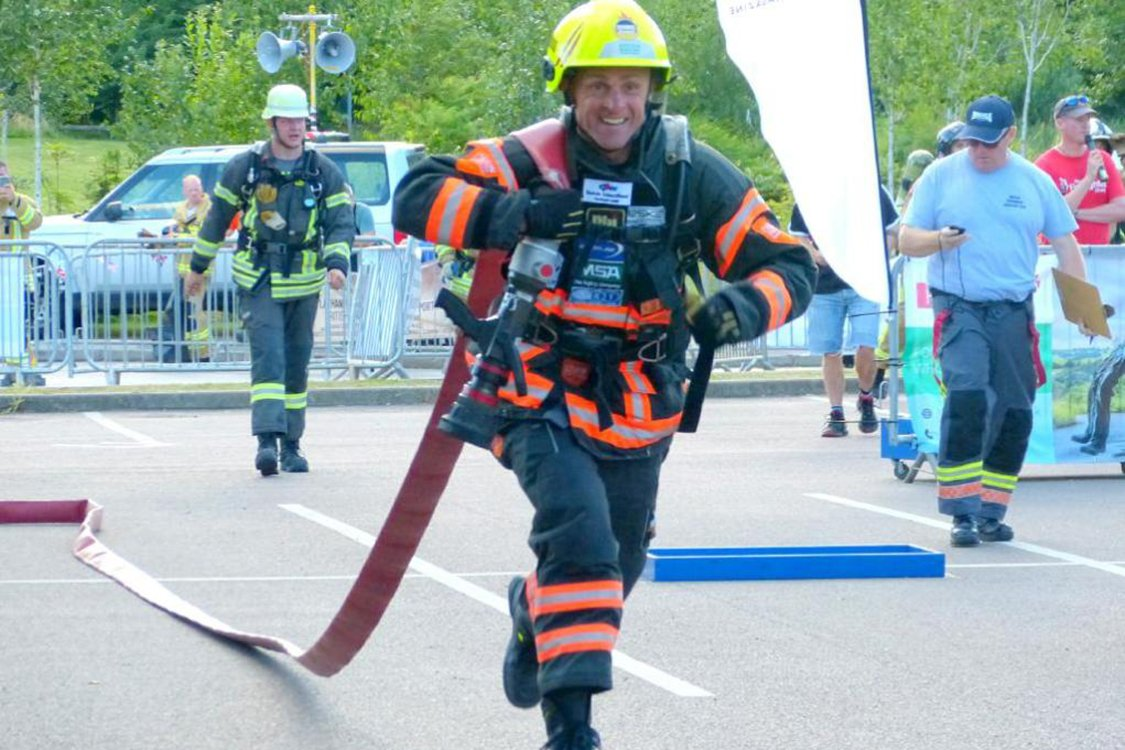 OSW Toughest FireFighter Alive