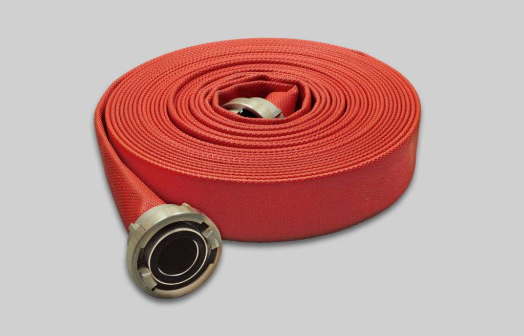 OSW Eschbach Fire Hose Syntex 500 PU red