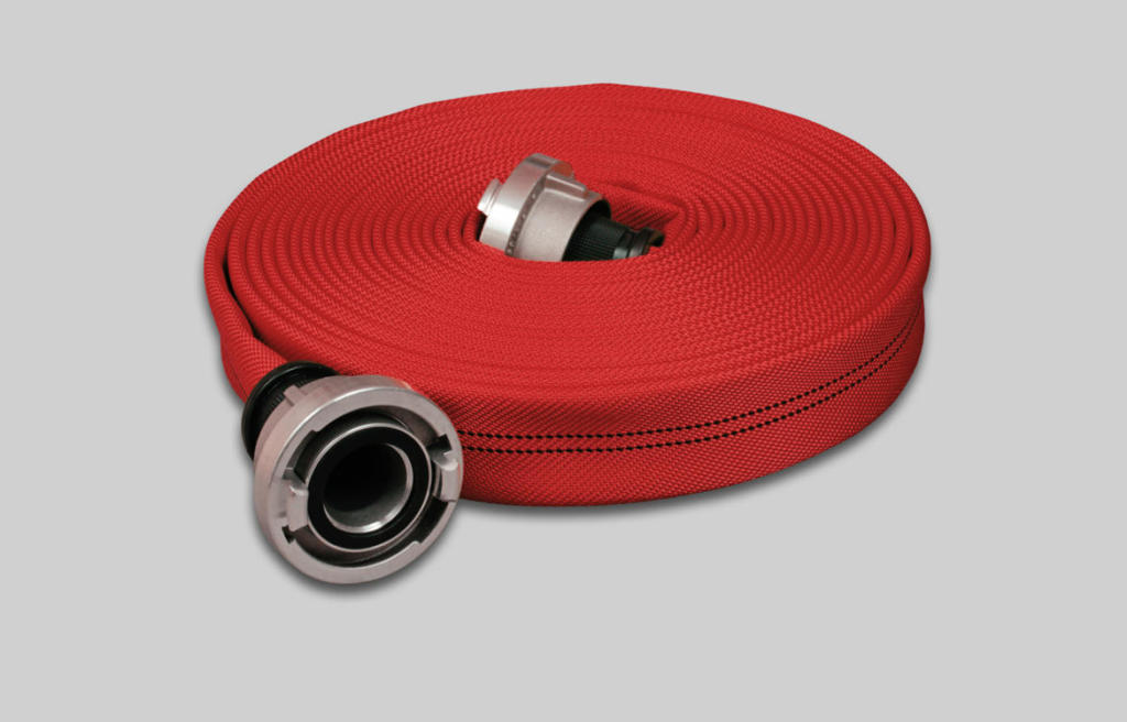 OSW Fire Fighting Hose Syntex Color Extra red L2