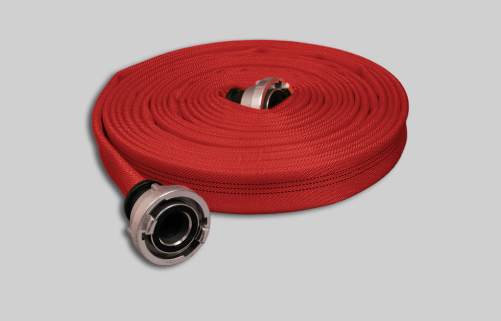 OSW Fire Fighting Hose Syntex Color Robust red L3