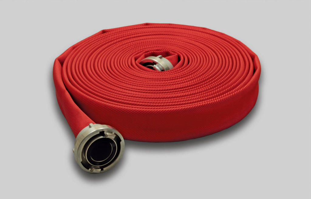 OSW Eschbach Fire Hose Syntex color red
