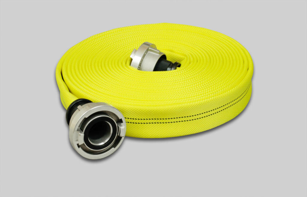 OSW Fire Fighting Hose Syntex Signal Extra yellow L2