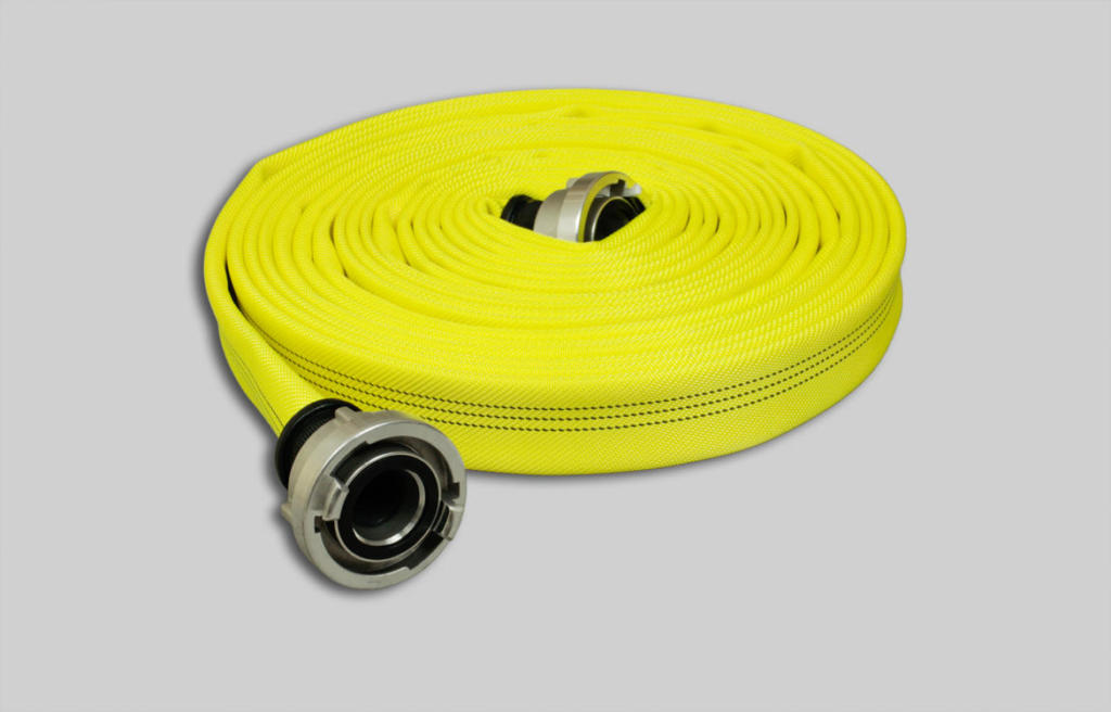 OSW Fire Fighting Hose Syntex Signal Robust yellow L3