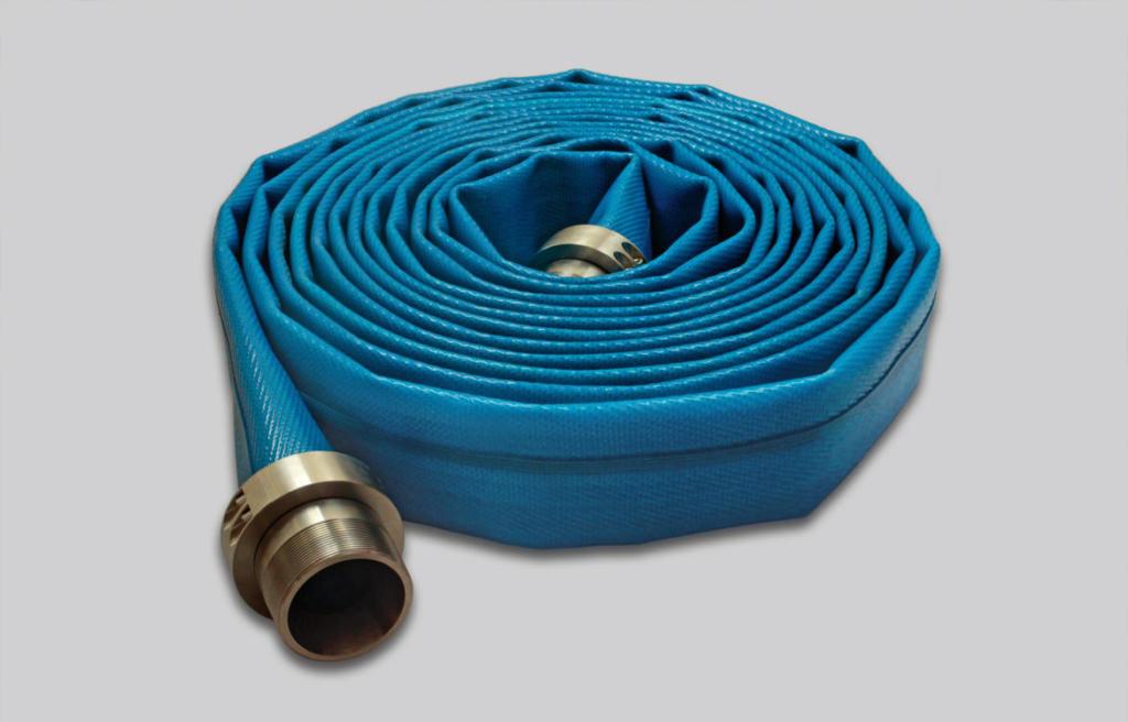 OSW Eschbach Industry Hose Syntex Eschbach Welldur Polyurethane blue