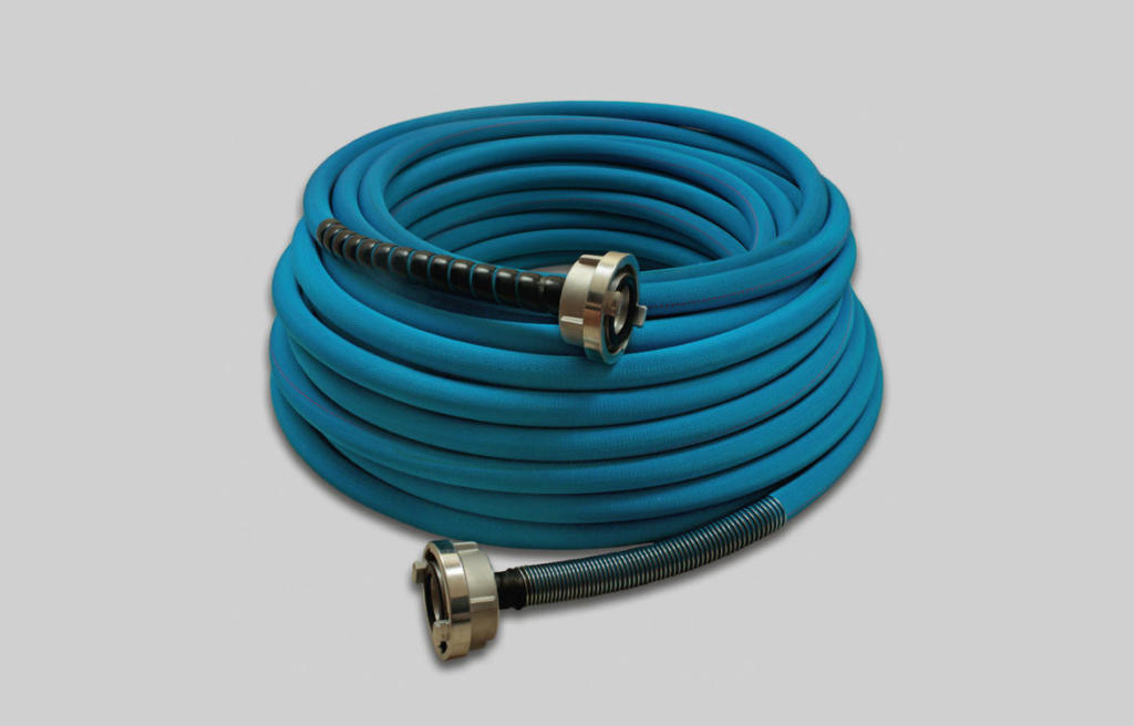 OSW Eschbach Fire Hose Syntex Monoflex S and S HD blue