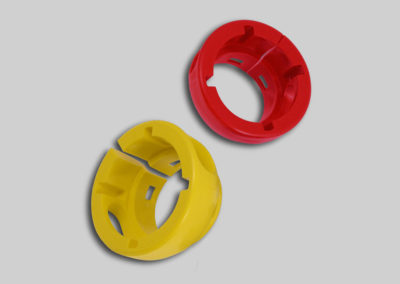 Edge Gliders (coloured – red, yellow)