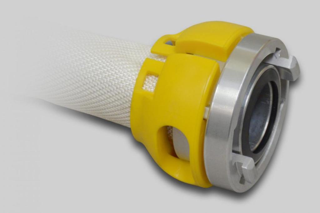 OSW Fittings Accessories Wire Binding with additional coloured Edge Gliders yellow