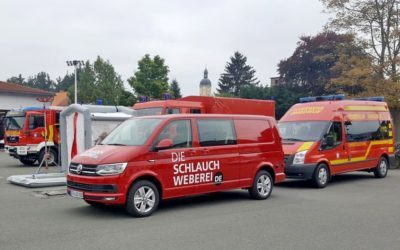 'Die Schlauchweberei' counts on rolling advertising with its new company van