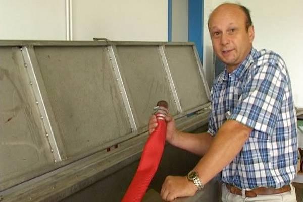 OSW Produktion Platzdruckprüfung