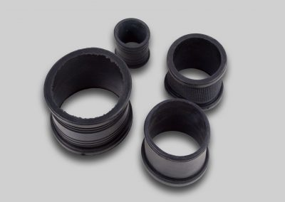 """Protect"" Impact and Abrasion Protection Sleeve, Made of Rubber"