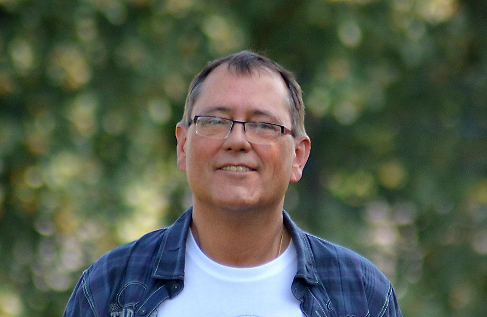 Mr Ralf Eschbach