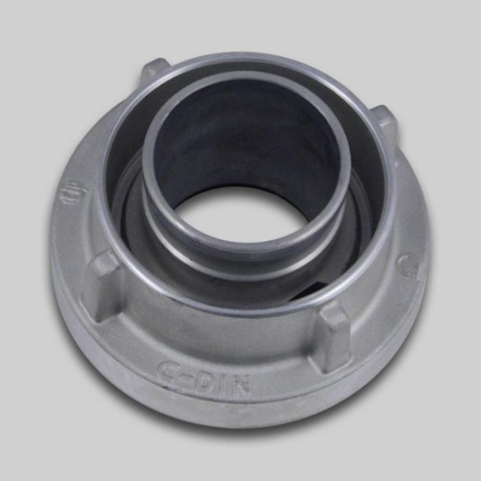 Storz Delivery Hose Coupling, Short Tail