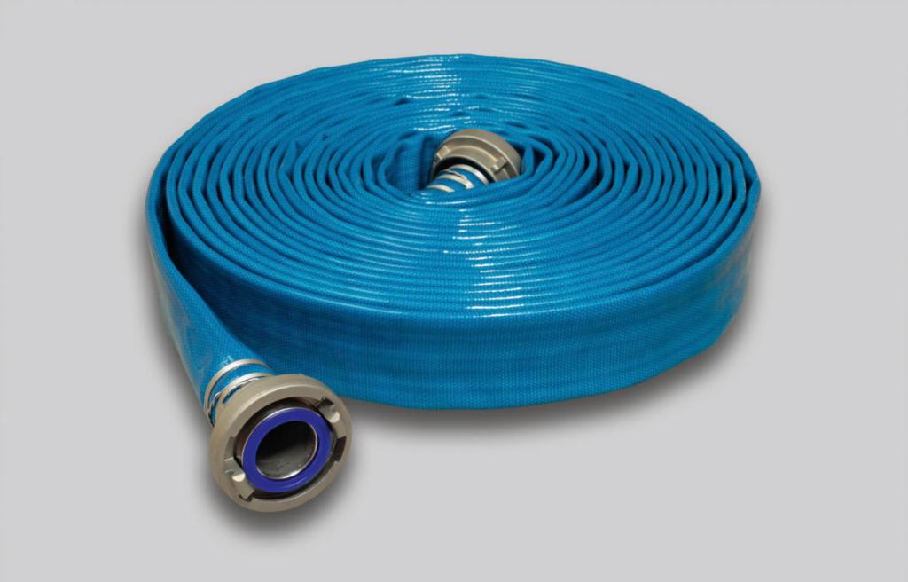 OSW Eschbach Industry Hose Syntex Eschbach Aquadur Polyurethane blue